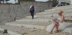 Valerio e Ilenia, Matrimonio nella città Labronica