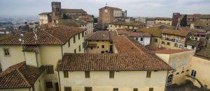 Fucecchio, un castello sulla via Francigena