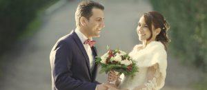 Giulio e Alice, un matrimonio ed una magica atmosfera.