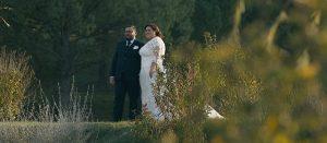 Luca e Jenny, due sposi con il cuore rosso-verde.