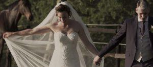 """Massimiliano e Rachele, un Matrimonio """"nella Terra dei Cavalli"""""""