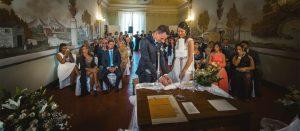 Francesco e Laila: Matrimonio Villa Sonnino