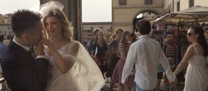 Giuseppe e Alina Matrimonio a Firenze, Toscana