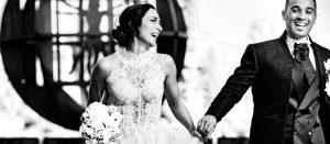 Matrimonio Christian e Margherita a Villa Sonnino, Toscana