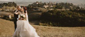 Matrimonio Francesco e Giulia, in Toscana